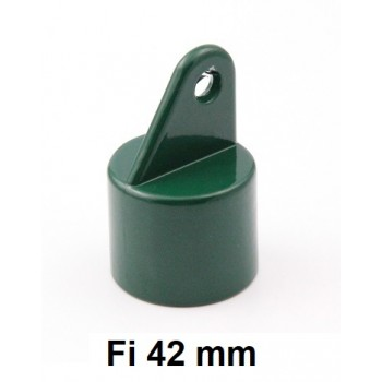 Nasadka Podporowa fi 42 mm Aluminium + Kolor