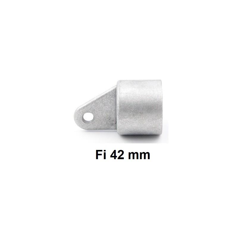 Nasadka Podporowa fi 42 mm Aluminium