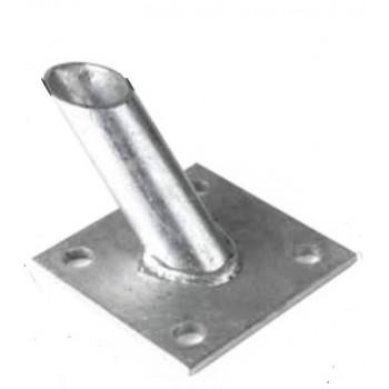 Podpora Podstawa Stopka Montażowa Do Słupka fi 42 mm #3