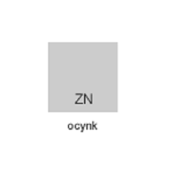 Panel Ocynkowany Typ 2D H-1,63 m Fi 6/5/6 mm Standard #2