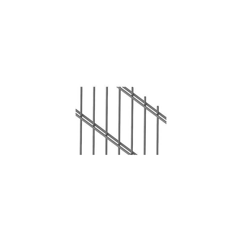 Panel Ocynkowany Typ 2D H-1,63 m Fi 6/5/6 mm Standard