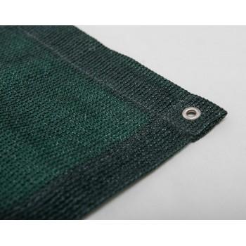 Mata Tkanina Osłonowa Cieniująca  Zielona H-0,9 m x 5 mb #2