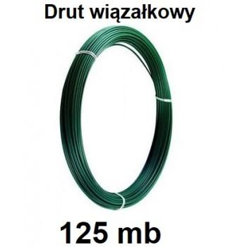 Drut Wiązałkowy Powlekany 125 mb