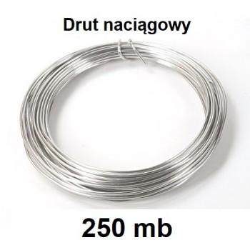 Drut Naciągowy Ocynk 250 mb