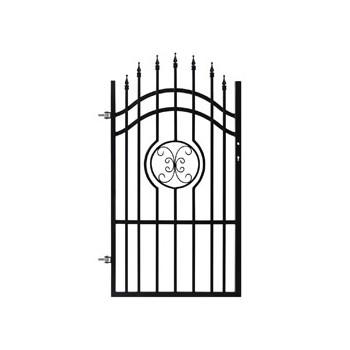 Brama Ogrodzeniowa Skrzydłowa Klasyczna Typ Monako H 1,40-1,60 m #2