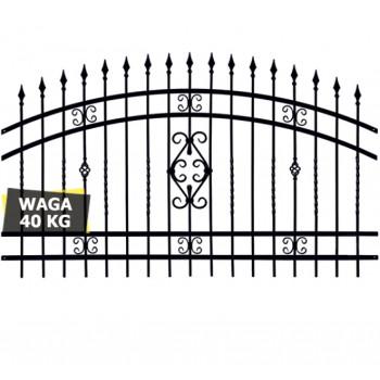 Brama Ogrodzeniowa Skrzydłowa Klasyczna Typ Wenecja H 1,40-1,60 m #3