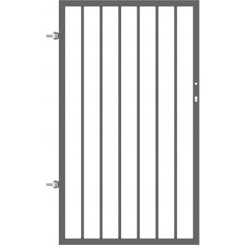 Brama Ogrodzeniowa Skrzydłowa Nowoczesna Typ BAKU H 1,50 m #2
