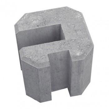 Łącznik Betonowy Systemowy Rogowy H-25 cm