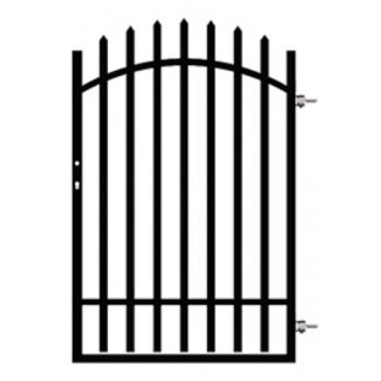 Furtka Ogrodzeniowa Tradycyjna Klasyczna Typ KŁ  H 145 cm-160 cm