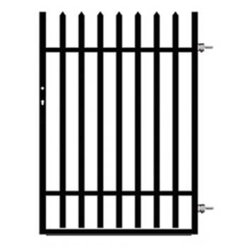 Brama Ogrodzeniowa Skrzydłowa Klasyczna Typ K H-150 cm #3