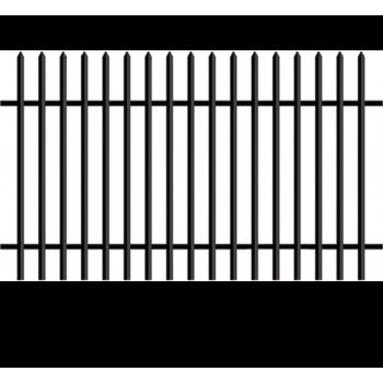 Brama Ogrodzeniowa Skrzydłowa Klasyczna Typ K H-150 cm #4