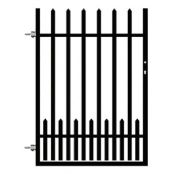 Brama Ogrodzeniowa Skrzydłowa Klasyczna Typ Kpz H-150 cm #3