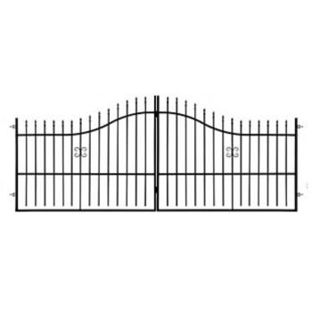 Brama Ogrodzeniowa Skrzydłowa Klasyczna Typ Eco H 1,20-1,50 m