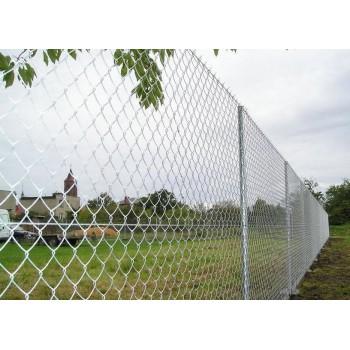 Siatka Ogrodzeniowa Ocynkowana, fi 2,5mm, wys. 1,5m x 10mb #4