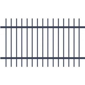 Przęsło Ogrodzeniowe Nowoczesne Typ HAWANA H-1,20 m Ral 7016
