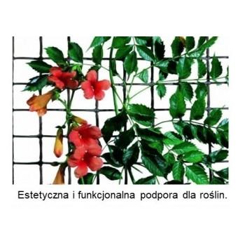 Siatka Ogrodzeniowa Rabatowa Plastikowa, H-0,6m x 25mb #4