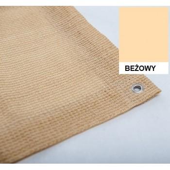 Mata Tkanina Osłonowa Cieniująca DECO Kolor Beżowy H-1,0 m x 25 mb