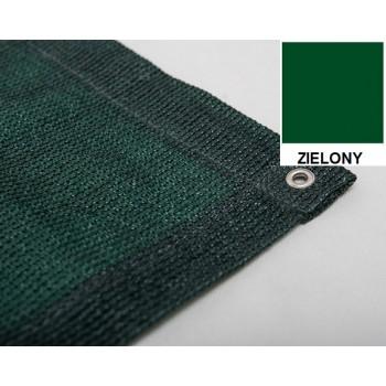 Mata Tkanina Osłonowa Cieniująca DECO Kolor Zielony H-1,5m x 25 mb