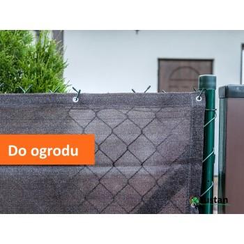 Mata Osłonowa Typ Lux Kolor Brązowy 1x3 m #4