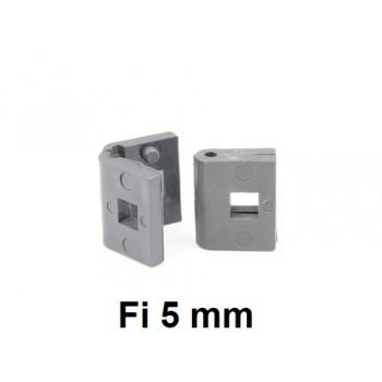 Dystans Książeczka Do Obejmy Panelowej fi 5 mm