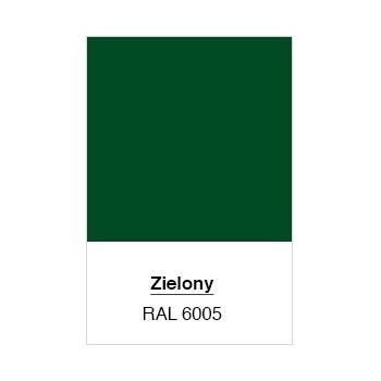 Brama Ogrodzeniowa Skrzydłowa Panelowa 3D Kolor Zielony Ral 6005 H-1,50 m x Szer 4,00 m #2