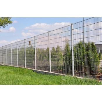 Panel Ogrodzeniowy Typ 2D Fi 6/5/6 mm Wys. 2,03 m Ocynkowany #6