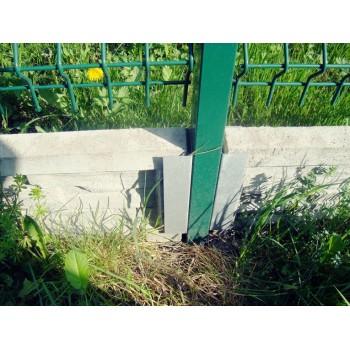 Łącznik Uchwyt Do Podmurówki z Tworzywa Sztucznego Kolor Wys. 250 mm #4
