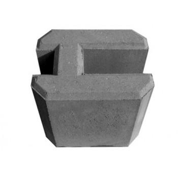Łącznik Betonowy Systemowy Przelotowy Wys. 20 cm