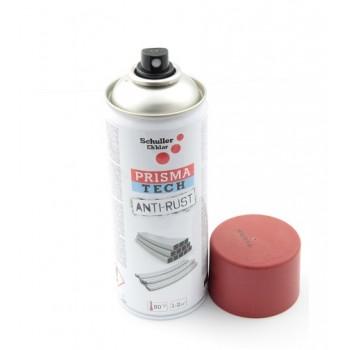 Farba Spray Antykorozyjny Kolor Czerwony , Brunatny