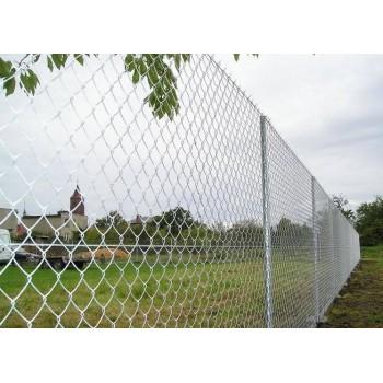 Siatka Ogrodzeniowa Ocynkowana, fi 2, 8mm, wys. 1,25 m x 10 m