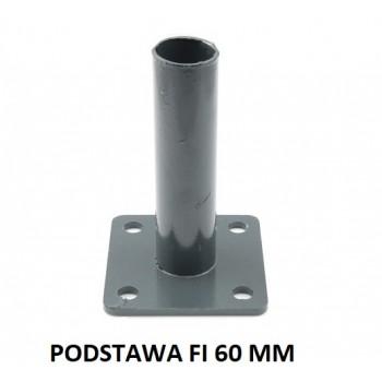 Podstawa Stopka Montażowa Kolor Do Słupka fi 60 mm